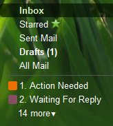 Getting Things Done in Gmail
